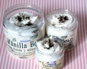 Whipped Soap Vanilla Bean 2 oz Mini Creme Fraiche Trial Sample Size VEGAN