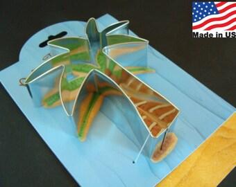 Palm Tree Cookie Cutter by Ann Clark