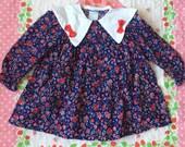 Floral Dress 2T