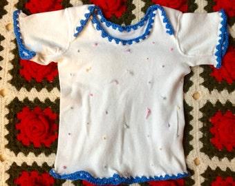 Vintage Baby T-Shirt 9/12 Months