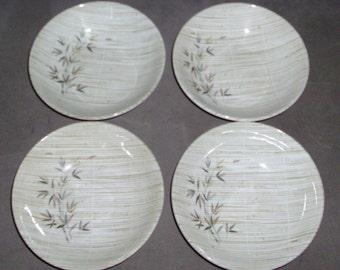 4 Dinnerware Bowls MANDALAY Crown Lynn Made in New Zealand