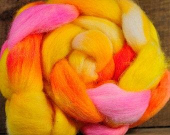 English Wool Blend Top - 'Daffodilly'