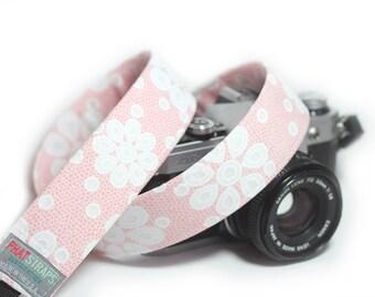 Floral Camera Strap, Wedding Camera Strap, Camera Strap, Canon Camera Strap, Bellini