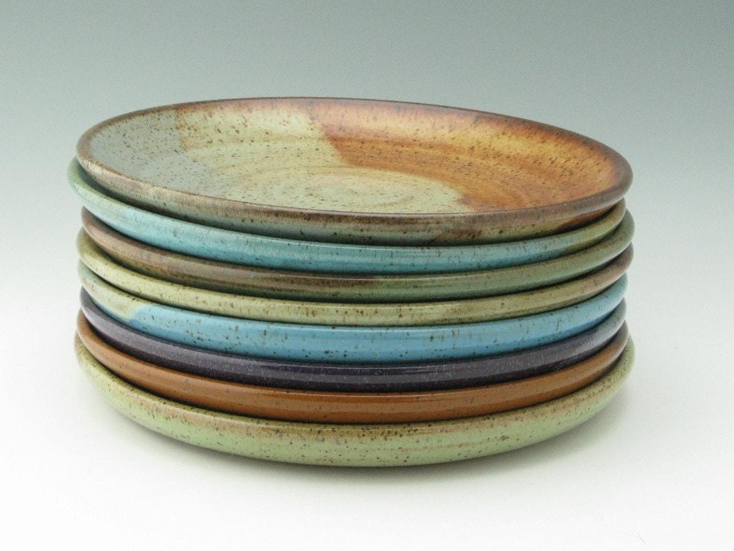 10 Plate Ceramic