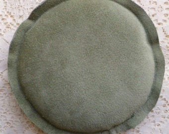 6 Inch Steel Shot and Sand Filled Bench Block PIllow-Pounding Pad