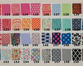 160 Id Reel Fabrics options--not for purchase