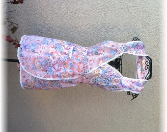 FULL WRAP APRON - - size 10 and smaller