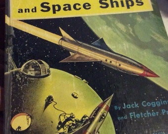 1951 Rockets, Jets, Guided Missiles and Space Ships