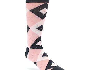 Specialty  ARGYLES  Grooms Socks, Groomsmen Socks, Wedding Gift, Bridal Party