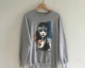 1980s Les Miserables sweatshirt broadway memorabilia