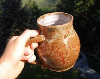 Monster Mug in Brownstone - Made to Order