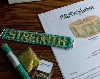 CRAWphabet Kit