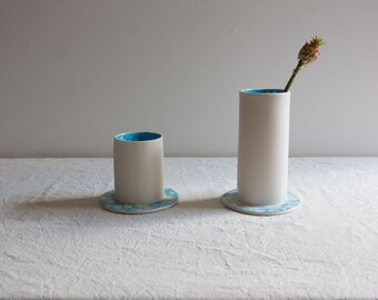 50% OFF - SECONDS SALE - Cumulus - Well Vase