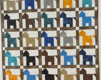 pony quilt - special order
