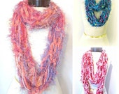 Knit Infiity Scarf Fashion Accessories