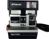 Polaroid Spirit 600 LMS Instant Camera  - Tested, Working