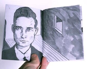 Art zine - Alikeness - Illustrated book