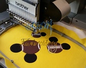 Football Mouse design August Special Almost free Embroidery File