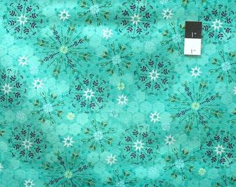 Ty Pennington PWTY051 Havana Jadelite Cotton Fabric By Yard