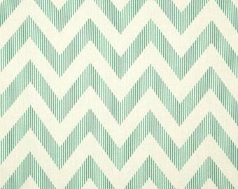 Chevron Laguna Blue and White Valance - Magnolia Home Fashions Chevy Laguna Fabric
