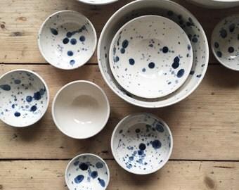 Medium Speckled Bowl