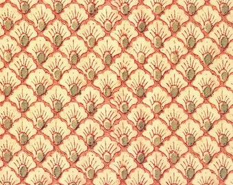 Made In Italy Authentic Florentine Paper Tassotti Traditional Pattern  T621