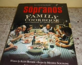 Michele Scicolone Sopranos Hard Cover Cookbook