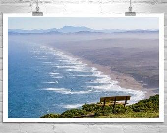 Point Reyes, Ocean Art, California Coast, Fine Art Photography, Seascape, Seacoast, Seaside, California Beach, California Art, Waves