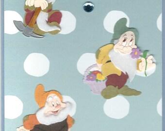 Seven Dwarfs Child's Birthday