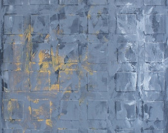 Original Painting Geometric Abstraction