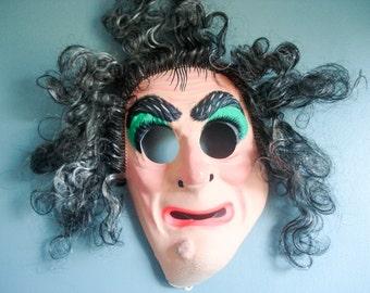 Vintage Halloween mask