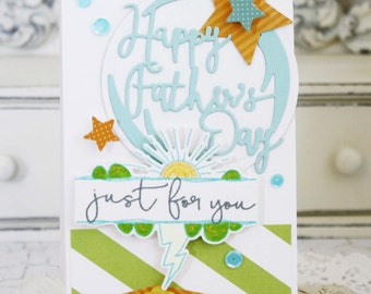 Happy Father's Day...Handmade Card