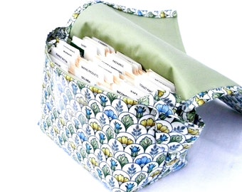 Coupon Organizer, Coupon Purse, Ready to Ship, Coupon Holder, Receipt Holder, Scallop Pattern