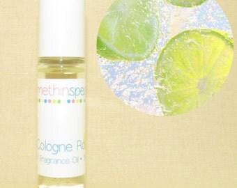 Mountain Dew Cologne Roll On - Lemon, Lime, Fizz