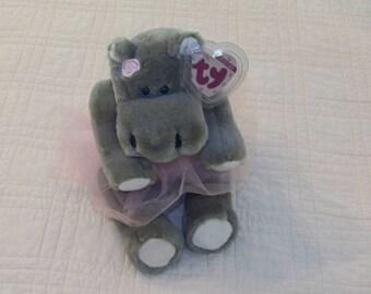 Grace The TY Attic Treasure Hippo
