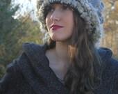 Alpaca & Llama Art Yarn Hat