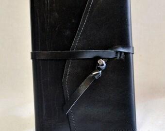 Leather Address Book- Phone Book