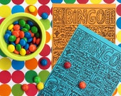 Creative Bingo Cards (Pack of 10)