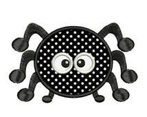SALE 65% off Applique Spider Cute Halloween Machine Embroidery Designs 4x4 & 5x7 Instant Download Sale