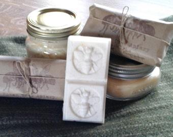 Shea Butter  Eucalyptus Mint Soap