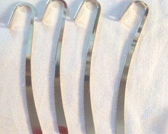8 metal bookmarks destash