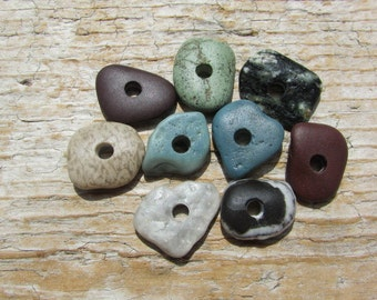 NATURAL Stone Beads Spacers RONDELLE Beads 3mm