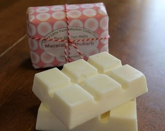 Wax Tart Melts   eco friendly packaging   pick your scent   aroma melts   candle melts   scented wax tarts   gift wrapped