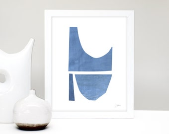 Contemporary Wall Art, Abstract Art Print, Minimalist Art, Abstract Modern Art