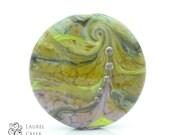 Lampwork Focal Bead (12717)