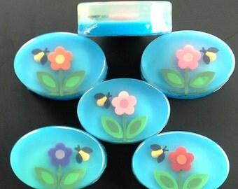 Garden Flower Soap