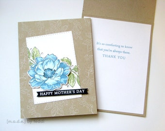 Beatiful Peony - Mother's Day Card