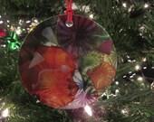 SEATTLE theme - Color Spot Photo Christmas Ornament -  Home Decoration