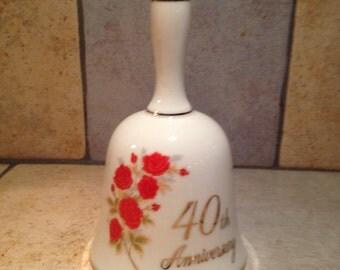 40th Anniversary China Bell