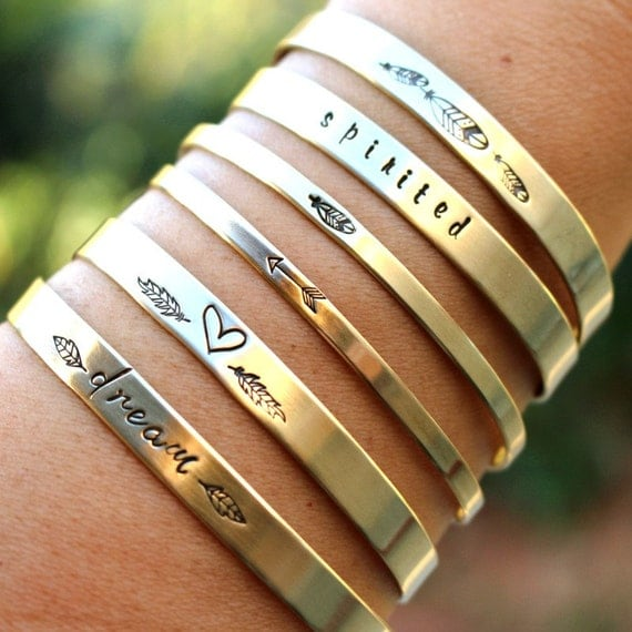 gold stackable bracelet set
